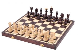 Amateur Folding Wooden Chess Sets