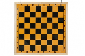 DEMO chessboard folding (in half)