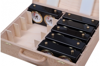 WOODEN CASE FOR CLOCKS STORAGE (all major brands available)