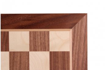 Size No 5 (without notation) walnut/sycamore
