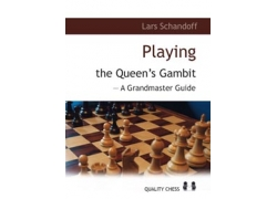 Playing the Queen's Gambit by Lars Schandorff