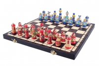 Decorative Folding Wooden Chess Sets