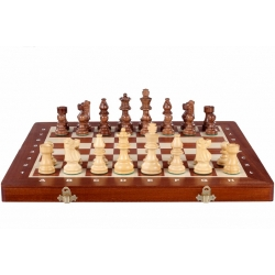 "TOURNAMENT No5 intarsy FRENCH ACACIA 3,5"" pieces"