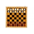 MAGNETIC PIECES for DEMO chessboard white/red