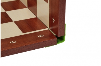 Size No 5 (without notation) mahogany/sycamore FOLDABLE