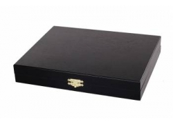 STAUNTON LUX No 5 BOX BLACK