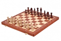 Tournament Folding Wooden Chess Sets