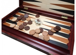 BACKGAMMON LARGE - NEW