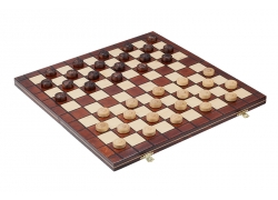 CHECKERS 10x10 set
