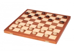 CHECKERS 8x8 set INLAID