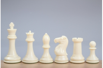 Chess Pieces Plastic 4