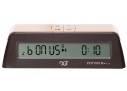 DGT 1002 BONUS chess clock - NEW!