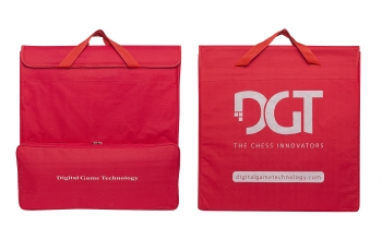 DGT CARRYING BAG RED