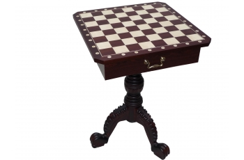 Chess table (without pieces) /total height: 75cm/