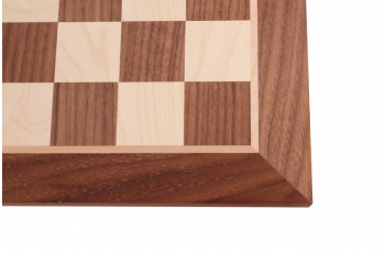Size No 4+ (without notation) walnut/sycamore