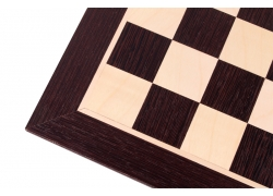 Size No 4+ (without notation) WENGE/sycamore