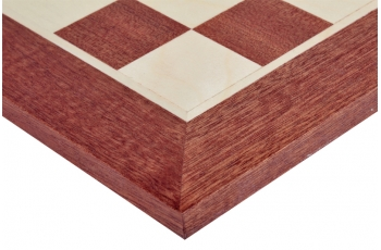 Size No 4 (without notation) mahogany/sycamore