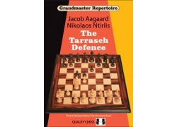 Grandmaster Repertoire 10 - The Tarrasch Defence by Ntirlis & Aagaard - Hardcover