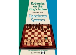 Kotronias on the King's Indian Fianchetto Systems (hardcover) by Vassilios Kotronias
