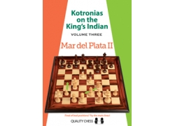 Kotronias on the King's Indian Mar del Plata II by Vassilios Kotronias