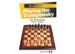 Playing the Trompowsky (hardcover) by Richard Pert