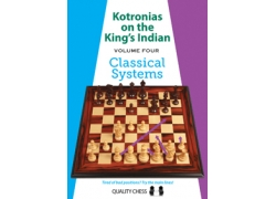 Kotronias on the King's Indian Classical Systems by Vassilios Kotronias