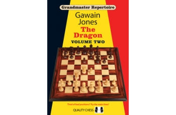 The Dragon Volume Two (hardcover) by Gawain Jones