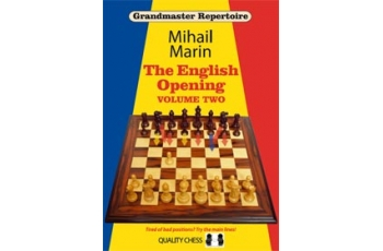 GM 4 - The English Opening vol. 2 by Mihail Marin (hardcover)