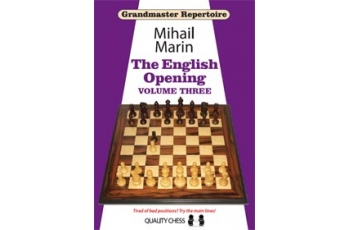GM 5 - The English Opening vol. 3 by Mihail Marin (hardcover)
