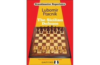 GM 6 - The Sicilian Defence by Lubomir Ftacnik (hardcover)