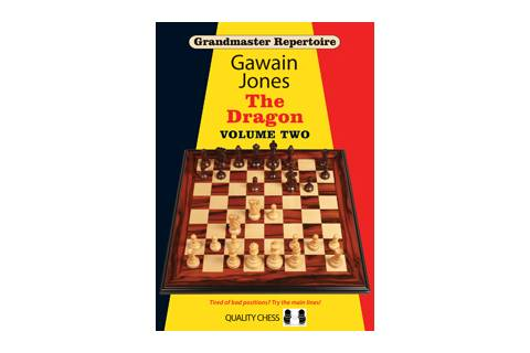 The Dragon Volume Two by Gawain Jones