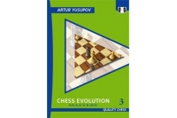 Chess Evolution 3 - Mastery (hardcover) by Artur Yusupov