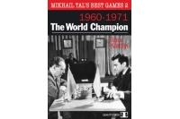 Mikhail Tal's Best Games 2 - The World Champion (hardcover) by Tibor Karolyi