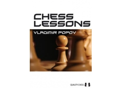 Chess Lessons by Vladimir Popov - Hardback